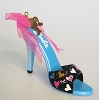 2011 Barbie Shoe-sational, BARBIE CONVENTION COLORWAY - ARTIST SIGNED