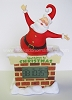 2011 LARGE Countdown to Christmas  - TABLETOP ClockHallmark Christmas Ornament