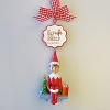 2013 Elf on the Shelf - Personalize Ornament