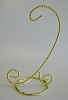 "Ornament Stand, 10"" Twisted GoldHallmark Christmas Ornament"