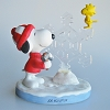 Joe Sculptor, Peanuts Gallery FigurineHallmark Christmas Ornament