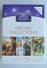 Crown Collection 2 - 3 DVD Set Hallmark Christmas Ornament
