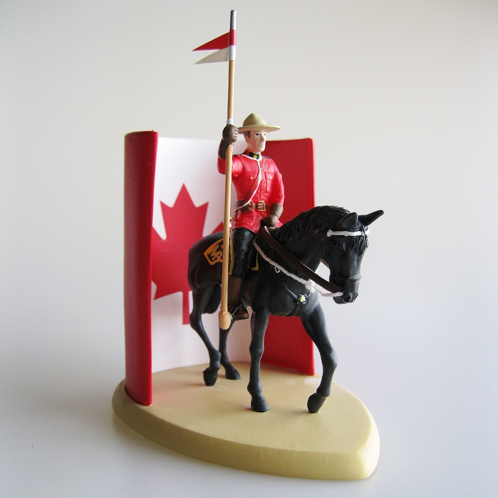 Christmas Ornaments For Sale Canada: 2013 Royal Canadian Mounted Police Hallmark Ornament