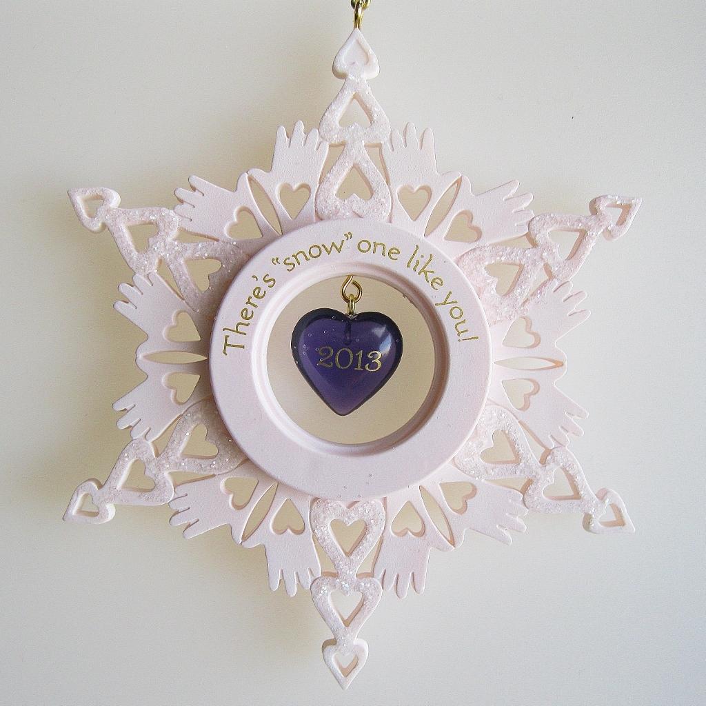 2012 forever family hallmark christmas ornament