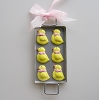 Spring Cookie Sheet Ornament, ChicksHallmark Christmas Ornament