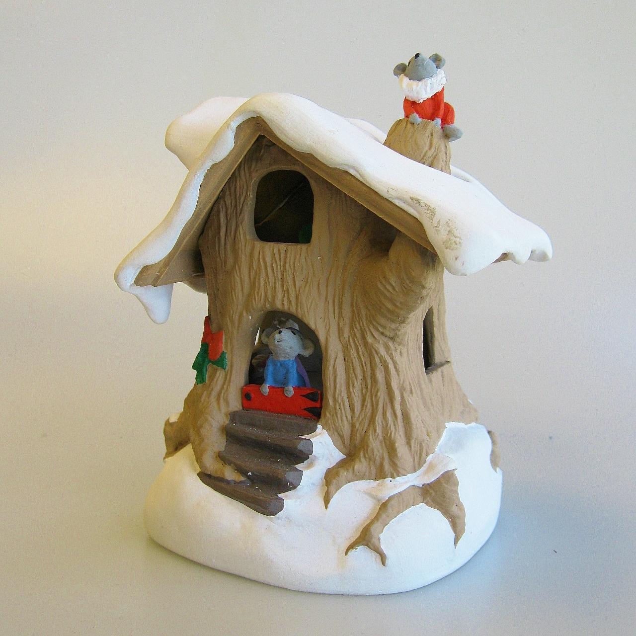 Porcelain Christmas Trees