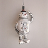2014 Robot Snowman Ornament - Roman, Inc.Hallmark Christmas Ornament