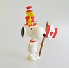 2014 Peanuts Monthly #12 Patriotic Pals, CANADIAN ExlusiveHallmark Christmas Ornament