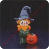 1974 Scarecrow - Merry MiniatureHallmark Christmas Ornament