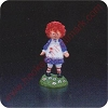 1974 Raggedy Ann - Merry Miniature - in orig pkg