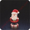 1974 Santa - Merry Miniature - RareHallmark Christmas Ornament