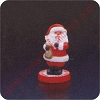 1975 Santa - Merry MiniatureHallmark Christmas Ornament