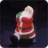 1983 Santa - Merry MiniatureHallmark Christmas Ornament