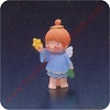 1986 Katybeth - Merry MiniatureHallmark Christmas Ornament