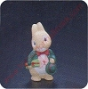 1987 Bunny Boy - Merry MiniatureHallmark Christmas Ornament