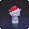 1980 Kitten - Merry MiniatureHallmark Christmas Ornament