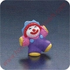 1990 Birthday Clown - Merry MiniatureHallmark Christmas Ornament