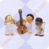 1997 Holiday Harmony - Merry Miniature Figurines