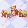 1997 Snow White's Six Merry Dwarfs - Merry Miniatures