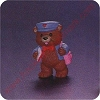 1994 Bear Mailman - Merry Miniature