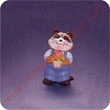 1995 Raccoon - Merry Miniature