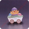 1994 Chick in Wagon - Merry Miniature