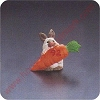 1992 Bunny and Carrot - Merry Miniature