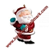 2005 Shake It Santa Hallmark Christmas Ornament