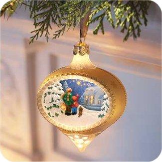 Hallmark Illuminations Ornaments At Hooked On Hallmark