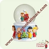 2005 Charlie Brown Christmas - Musical Snow GlobeHallmark Christmas Ornament