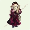 2005 Father Christmas #2 - Rare - DBHallmark Christmas Ornament