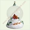 2005 Winter Wonderland #4Hallmark Christmas Ornament