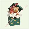 2005 Mischievous Kittens #7 Hallmark Christmas Ornament