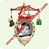 2005 Babys First Christmas, PhotoholderHallmark Christmas Ornament