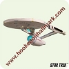 2005 USS Enterprise - Lighted - Hard to Find! -
