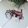2005 Antique Tractors REPAINT - MINIATUREHallmark Christmas Ornament