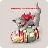 2006 Mischievous Kittens #8 Hallmark Christmas Ornament