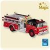 2007 Fire Brigade #5 - 1988 Ford C8000Hallmark Christmas Ornament