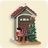 2007 Doorways Around the World #1 Hallmark Christmas Ornament