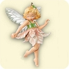 2007 Fairy Messenger REPAINTHallmark Christmas Ornament