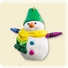 2007 Crayola Rainbow Snowman Colorway