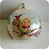 1981  Baby's First Christmas- DB _ Ambassador - rare!Hallmark Christmas Ornament