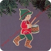 1981 Drummer Boy Hallmark Christmas Ornament