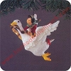 1981 Christmas FantasyHallmark Christmas Ornament