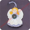 1980 AngelHallmark Christmas Ornament