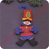 1980 SoldierHallmark Christmas Ornament
