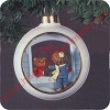 1981 Christmas Dreams Hallmark Christmas Ornament
