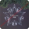 1981 Christmas Star - DBHallmark Christmas Ornament
