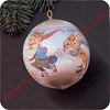 1981 Christmas Magic Hallmark Christmas Ornament
