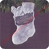 1983 Christmas Stocking - SDB